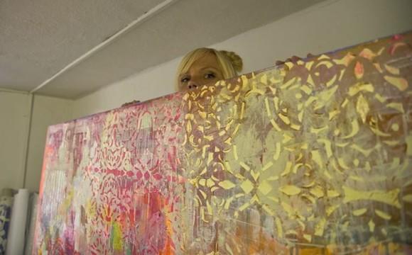 Offenes Atelier und Gemeinschsftsausstellung im Künstlerbunker!