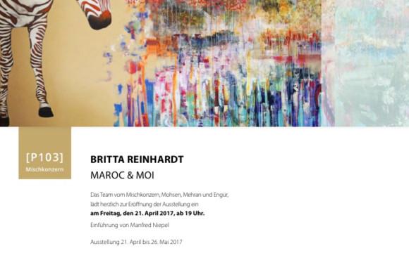 Maroc et Moi – Ausstellung Berlin